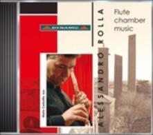 Musica da camera per flauto - CD Audio di Alessandro Rolla,Mario Carbotta