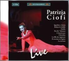 Live - CD Audio di Patrizia Ciofi