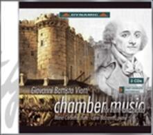 Musica da camera per flauto e pianoforte - CD Audio di Giovanni Battista Viotti
