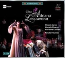 Adriana Lecouvreur - CD Audio di Marcelo Alvarez,Micaela Carosi,Francesco Cilea,Renato Palumbo