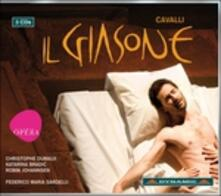 Il Giasone - CD Audio di Francesco Cavalli,Federico Maria Sardelli
