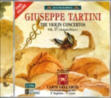 Concerti per violino - CD Audio di Giuseppe Tartini,L' Arte dell'Arco,Giovanni Guglielmo