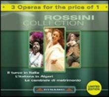 Rossini Collection - CD Audio di Gioachino Rossini