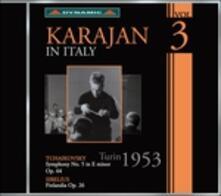 Karajan in Italy vol.3 - CD Audio di Herbert Von Karajan,Orchestra Sinfonica RAI di Torino