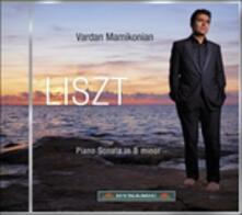 Sonata in Si minore e altri brani - CD Audio di Franz Liszt