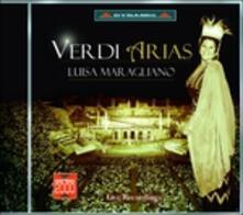 Verdi Arias. Live Recording - CD Audio di Giuseppe Verdi