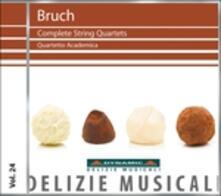 Quartetti per archi - CD Audio di Max Bruch