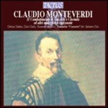 Il combattimento di Tancredi e Clorinda - CD Audio di Claudio Monteverdi,Roberto Gini