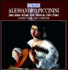 Intavolature di liuto e di chitarrone - CD Audio di Alessandro Piccinini