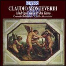 Madrigali sui testi del Tasso - CD Audio di Claudio Monteverdi