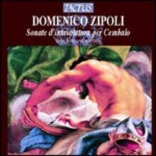Sonate d'intavolatura per cembalo - CD Audio di Sergio Vartolo,Domenico Zipoli