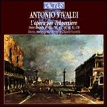 L'opera per traversiere parte seconda - CD Audio di Antonio Vivaldi