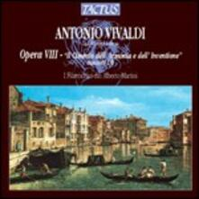 Concerti op.8 n.1, n.2, n.3, n.4, n.5, n.6 - CD Audio di Antonio Vivaldi