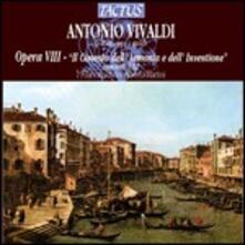 Concerti op.8 n.7, n.8, n.9, n.10, n.11, n.12 - CD Audio di Antonio Vivaldi