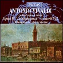 La stravaganza. Concerti n.7, n.8, n.9, n.10, n.11, n.12 - CD Audio di Antonio Vivaldi