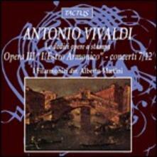 L'estro armonico. Concerti n.7, n.8, n.9, n.10, n.11, n.12 - CD Audio di Antonio Vivaldi