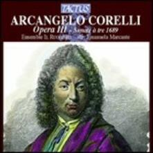 Sonate da chiesa - CD Audio di Arcangelo Corelli