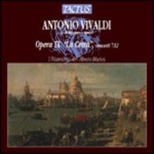 Concerti op.9 n.7, n.8, n.9, n.10, n.11, n.12 - CD Audio di Antonio Vivaldi