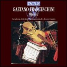 Opera II - CD Audio di Gaetano Franceschini,Accademia Magnifica
