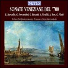 Sonate veneziane del '700 - CD Audio di Francesco Cera