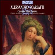 Cantate da camera - CD Audio di Alessandro Scarlatti