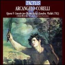 Sonate per flauto - CD Audio di Arcangelo Corelli