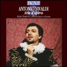Arie d'opera per sopranista - CD Audio di Antonio Vivaldi