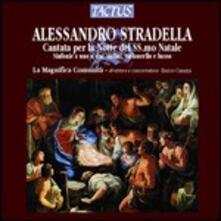 Cantate per la notte di Natale - CD Audio di Alessandro Stradella