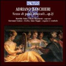 Vezzo di perle musicali..op 23 - Bologna 1610 - CD Audio di Adriano Banchieri