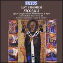 Canti gregoriani - CD Audio