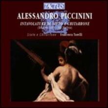 Intavolature di liuto e chitarrone - CD Audio di Alessandro Piccinini