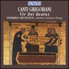 Canti gregoriani. Vir Dei Beatus,Venezia - CD Audio
