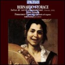 Selva di varie composizioni vol.2 - CD Audio di Bernardo Storace