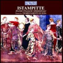 Istampitte. Danze italiane del Medioevo - CD Audio