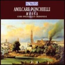 Messa - CD Audio di Amilcare Ponchielli