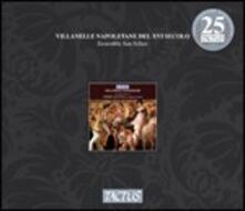 Villanelle napoletane del XVI secolo - CD Audio