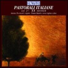 Pastorali italiane vol.3 - CD Audio