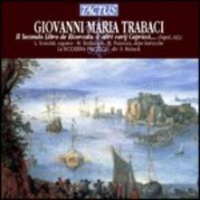 II Libro de Ricercate - CD Audio di Giovanni Maria Trabaci