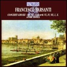 Concerti grossi op.3 - CD Audio di Francesco Barsanti