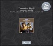 Cantate - Sonate - CD Audio di Domenico Zipoli