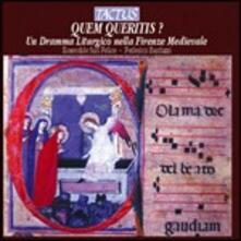 Quem Queritis? - CD Audio