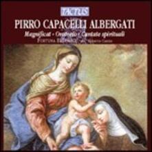La Beata Caterina da Bologna tentata di solitudine - CD Audio di Pirro Capacelli Albergati