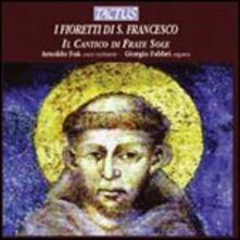 I fioretti di San Francesco - CD Audio
