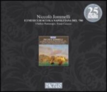 Jommelli e la Scuola Napoletana del '700 - CD Audio di Niccolò Jommelli