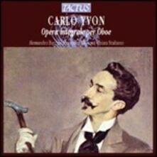 Opera integrale per oboe - CD Audio di Carlo Yvon