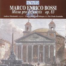 Missa Pro Defunctis - CD Audio di Marco Enrico Bossi