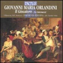 Il giocatore - CD Audio di Giuseppe Maria Orlandini