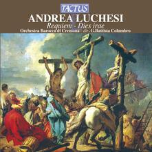 Requiem - Dies Irae - CD Audio di Andrea Luchesi