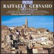 Carosello - CD Audio di Raffaele Gervasio