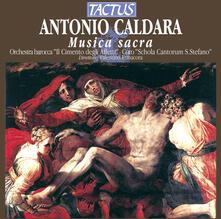 Missa Dolorosa - Mottetti - CD Audio di Antonio Caldara